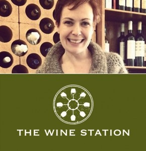 Victoria Sharples, The Wine Station